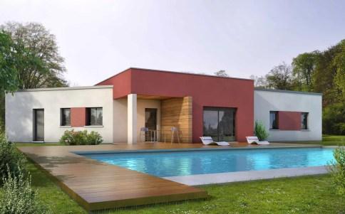 maison contemporaine ALEXANDRITE | plan maison