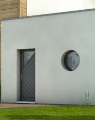 maison contemporaine - menuiseries modernes