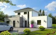 Maison contemporaine Emeraude