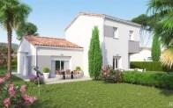 maison double logement ESSENTIEL - vue jardin