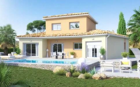 Plan maison gratuit Lumio