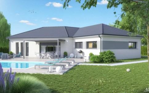 maison moderne PERSÉE | plan maison
