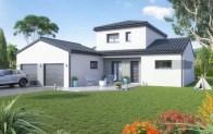 Maison moderne Touch - plan maison familiale