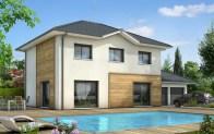 Plan maison gratuit - maison familiale Mont Blanc