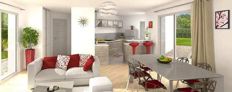 Maison neuve : bien aménager son séjour