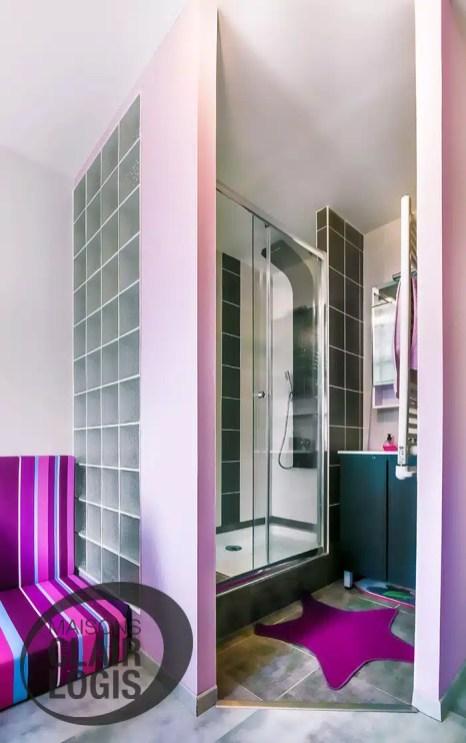 Nos maisons neuves maisons clair logis for Chambre avec salle d eau