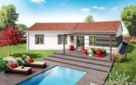 Plan maison gratuit - maison plain pied Mayotte