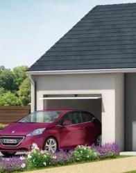 Maison plain pied avec garage intégré - constructeur maison