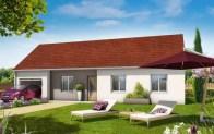 """Plan maison 3D """"Violette"""" - Maisons Clair Logis"""