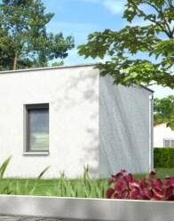 Maison toit plat Noyer