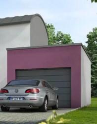 Maison à toit plat Tourmaline - maison contemporaine