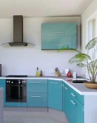 vue 3D cuisine - maison familiale Chypre