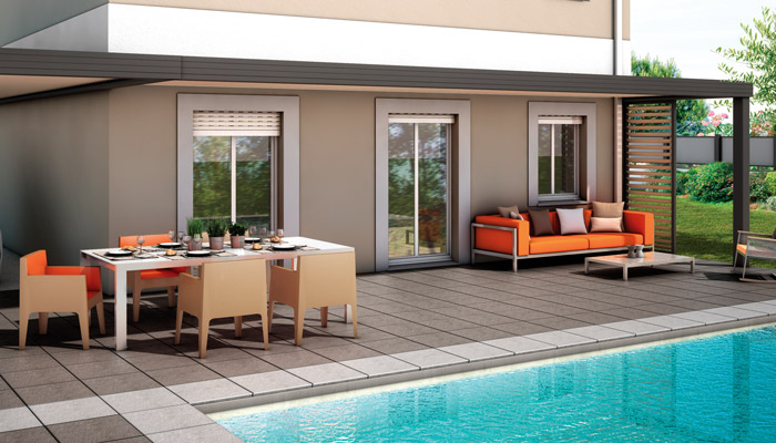 Maison familiale Chypre - plan maison gratuit