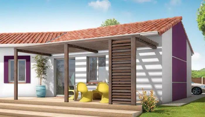 Maison individuelle Mayotte - plan maison plain pied