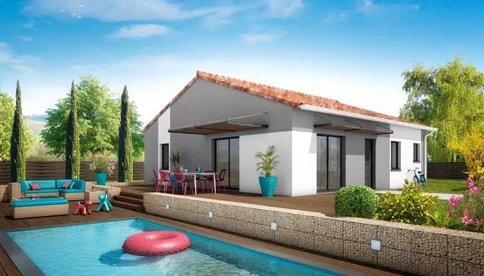 Plan maison plain pied - maison familiale Samoa