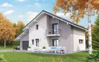 Plan maison Belledonne