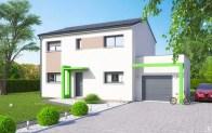Plan maison individuelle Poitevine