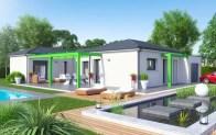 Maison moderne Cocoon - vue jour