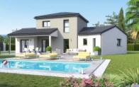 Plan maison moderne SWAG