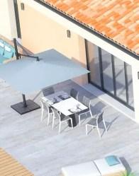 Maison individuelle Atria - terrasse
