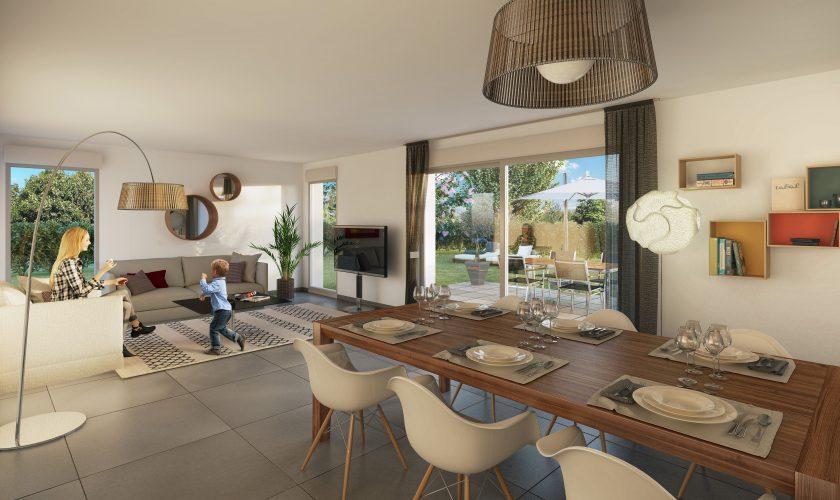 Maisons den France Nord constructeur de maison individuelle