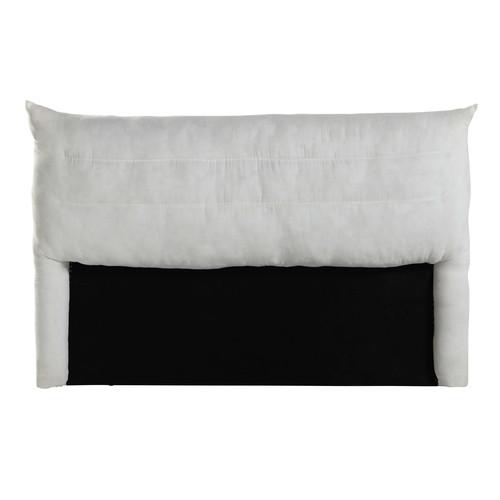 Tte de lit 140 houssable en bois Soft  Maisons du Monde