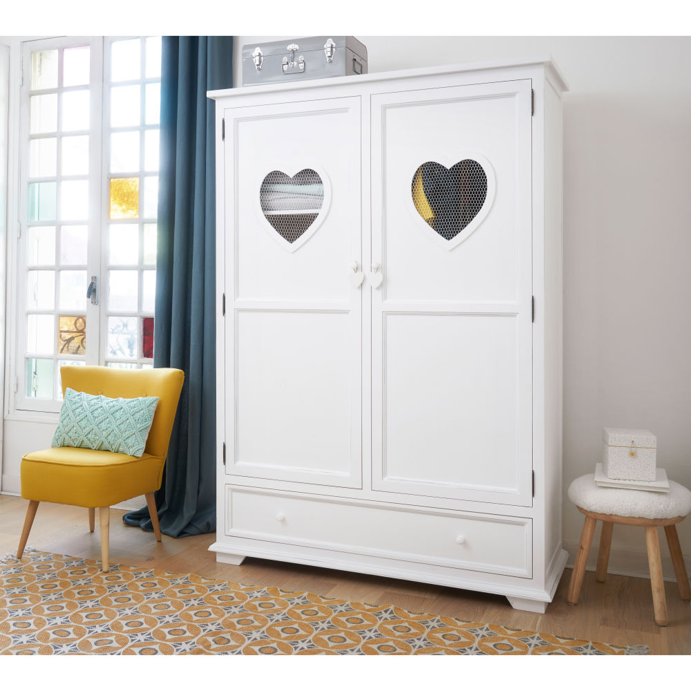 pinterest select an image armoire blanche 2 portes 1 valentine