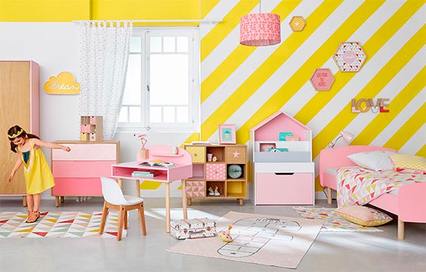 chambre enfant meubles decoration