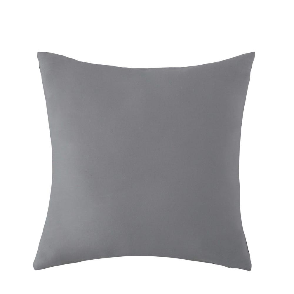 Cuscino grigio da esterno 50 x 50 cm  Maisons du Monde