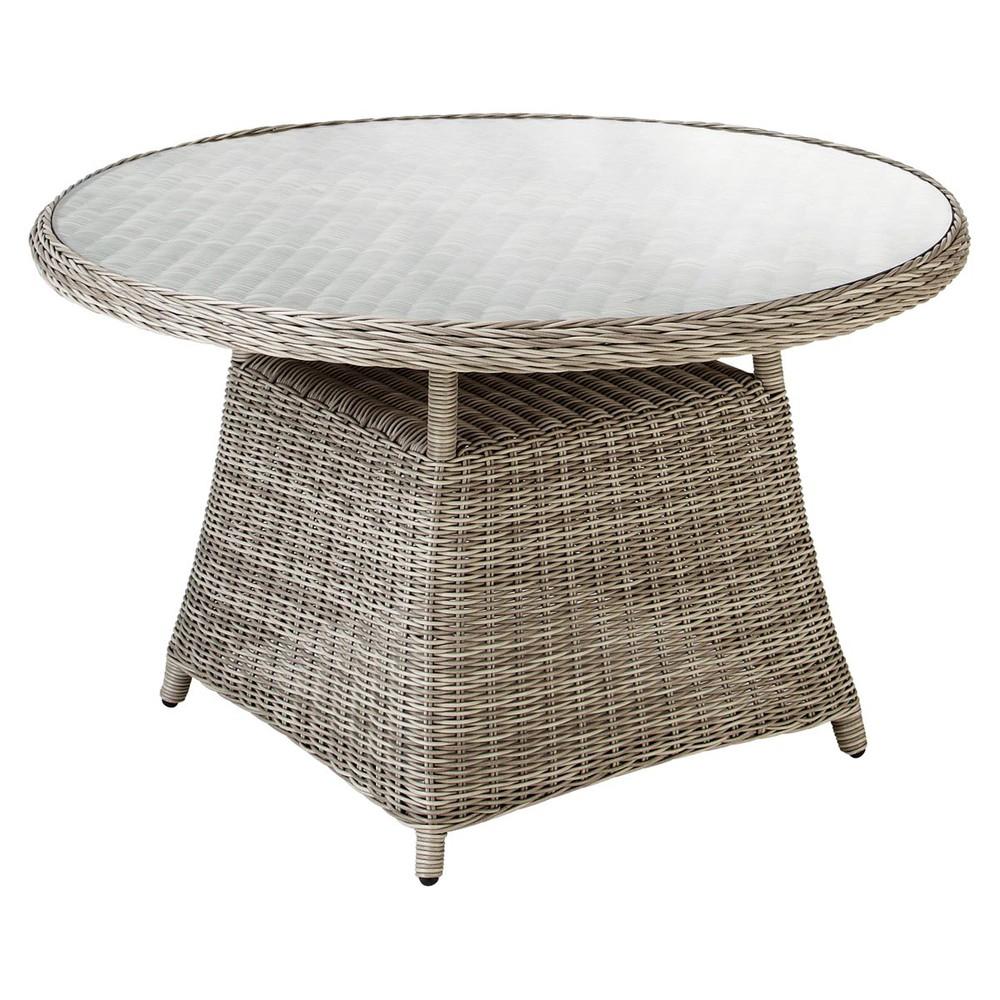 Table de jardin ronde Susan  Maisons du Monde