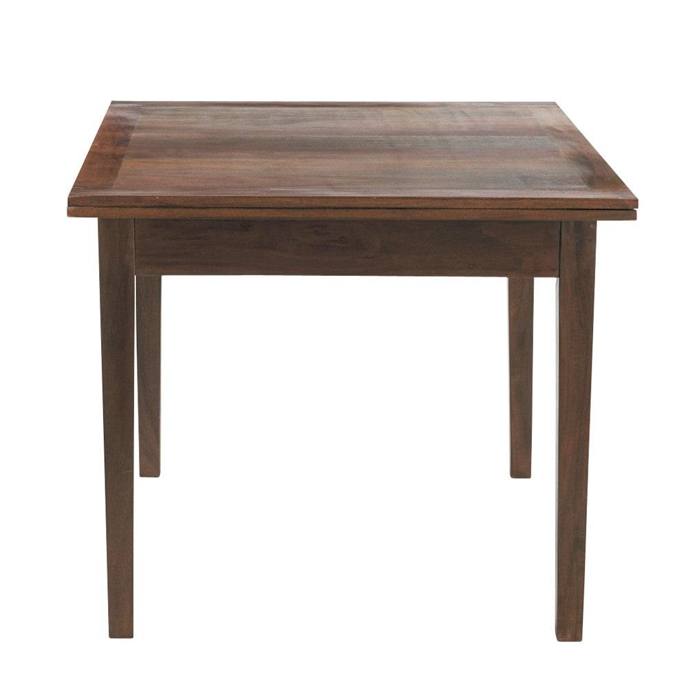 Tavolo allungabile per sala da pranzo in legno L 90 cm