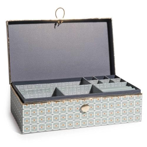 VINTAGE PORTO jewellery box