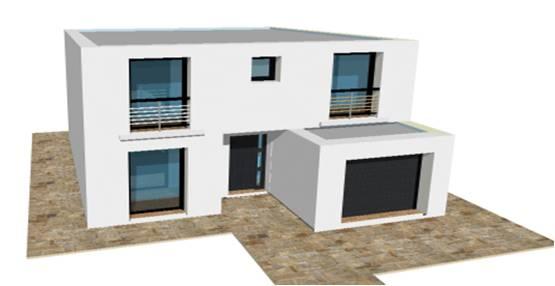 Plan Maison Cubique Toit Plat Affordable Images About Plan Maison On Small House Plans Plan De