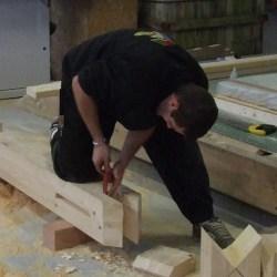 Maître Artisan charpentier à Lens