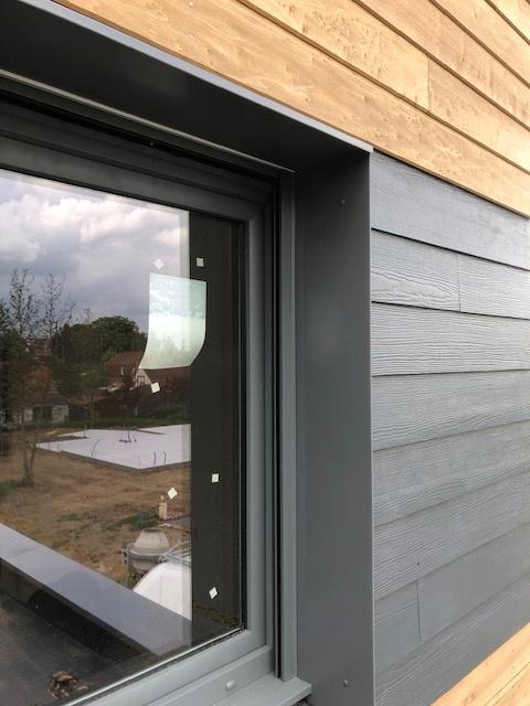 fenêtre maison passive