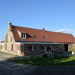 Une maison bioclimatique à Rexpoëde
