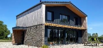 maison en ossature bois rexpoede
