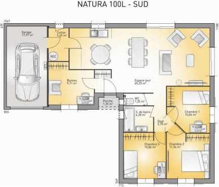 Construire Plan Maison