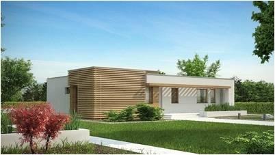 Maison Moderne Toit Plat ToitTerrasse Cubiques Cubes Carrees  Maisons Qualitis Construction de