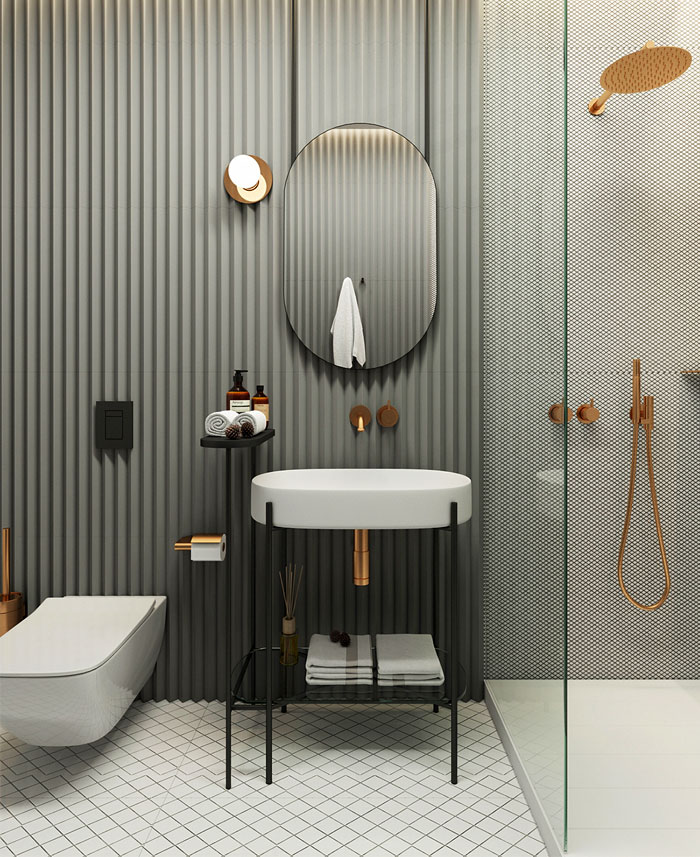 Have a Sneak Peek at the 2021/2022 Bathroom Tile Trends