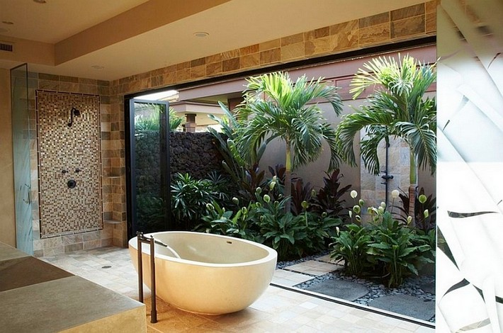 Beautiful Bathroom Spa Design