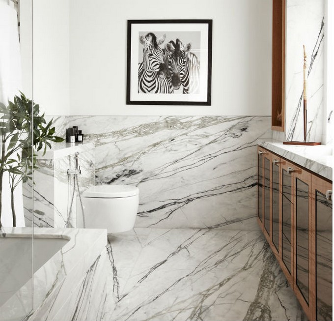 marble bathroom ideas