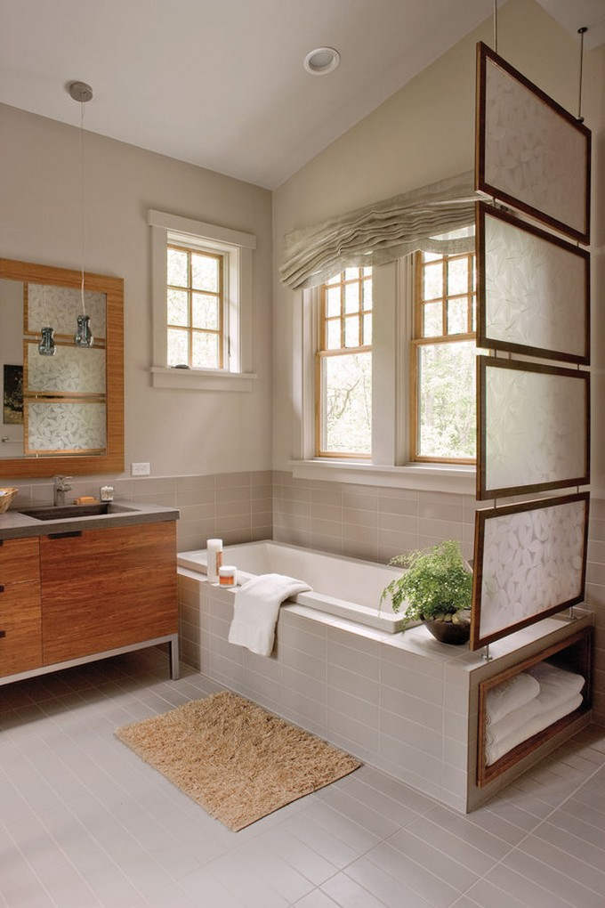 Relaxing Bathrooms Retreats