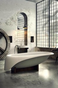 Unique and Unusual Bathtub Design