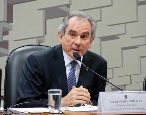 Senador informa que recursos será investido no turismo (foto: divulgação)