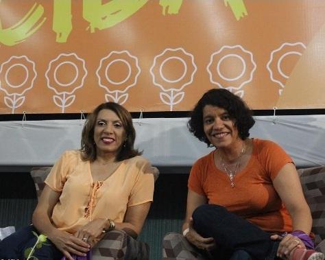 Resultado de imagem para deputadas Estela e Cida Ramos
