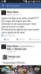 postagem-3 Cantor revela suposto 'caixa 2' em evento de Prefeitura do Cariri