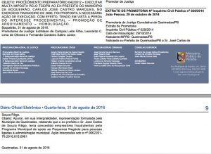 Diário Oficial do Ministério Público da Paraíba