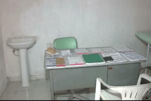 Postos de saúde estão sem médico e atendimento - Foto reprodução - TV Cabo Branco