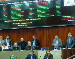 Matéria do governo foi discutida e aprovada na Assembleia (foto: divulgação)